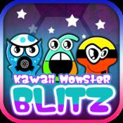Kawaii Monster Blitz: Match 3 to Blast