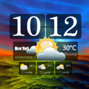 Awesome Smart Weather Clock HD