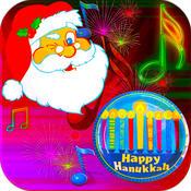 Christmas, Hanukkah & New Year Panda Emoticons & Smileys + Emoji