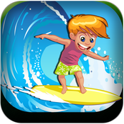 Crazy Water Wave Surfer Pro - Awesome water racing game