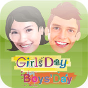 Girls`Day & Boys`Day Berufe-App
