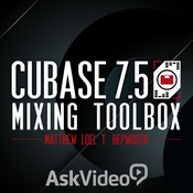 Mixing Toolbox for Cubase 7.5 cubase sx 3 mac demo