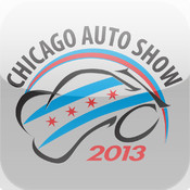 2013 Chicago Auto Show Official App auto paint seller chicago