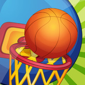 American Basketball Learning Game for Children: Learn for Nursery School