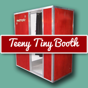 Teeny Tiny Booth - Photo Booth In Your Pocket