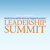 2012 Health Forum and AHA Leadership Summit