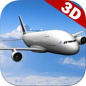 Big Airplane Flight Simulator - Infinite Flying Adventure simulator