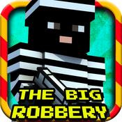 Cops N Robbers RPG - Big Robbery Mini Survival N Multiplayer Hunter 3D Game