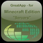 """GreatApp - for MineCraft Edition """"Servers"""":Build or Host your own Minecraft Server servers using"""
