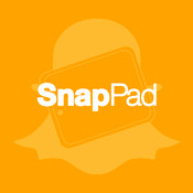 SnapPad – download and save SnapChat pics and videos – send pics and videos from your Camera Roll – save best SnapChat photos & images to your iPad – enjoy full iPad version – the easiest way to save best snaps for free snapchat