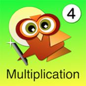 AppTutor Grade 4 Multiplication (G4M)