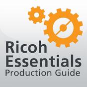 Ricoh Pro proofreader marks