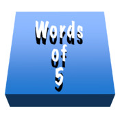 Words of 5