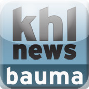 KHL Bauma 2013