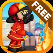 Fireman Rescue Rush