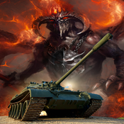 Fire Demon XI 3D - In A Retro Madness Tank War Game demon tools 2 47