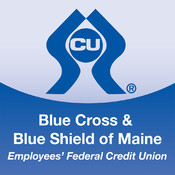 Blue Cross and Blue Shield of ME EFCU Moble Banking