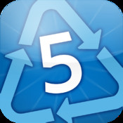 Gimme 5 - #5 Plastic Recycling foods