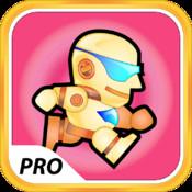 A BW-Man Runner Pro : Comic Run for Life