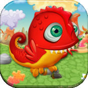 """A Flapping Dino Bird Dash Pro - Jurassic Sky Jumper Fly Survival Game"""