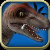 A Raptor Race (Through A Zombie Temple)