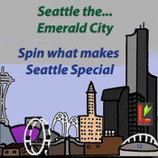 Seattle the Emerald City Slots - Spin to Win - Parody Slots are Fun