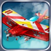 Biplane Flight Simulator - Fun Free Plane Flight Game