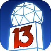 FOX 13 SkyTower Radar for iPad