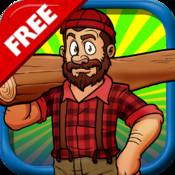 LumberJack Toss: Tree Javelin HD, Free Game