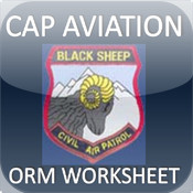 CAP Aviation Operational Risk Management Worksheet