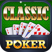 Classic Poker HD - Classic board game fun for friends and family!