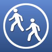 GPS Tracker - Follow You,Follow Me - Free Version
