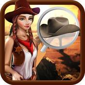 Hidden Objects: Cow Girl Hidden Object