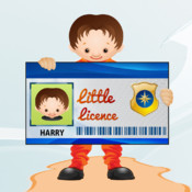 Little Licence - Create a Novelty Driving Licence for your child
