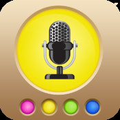 RecordMe Notes Voice Recorder App - Record Audio Memos, Business Meeting Note And School Lecture Recording