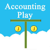 Accounting Play - Debits & Credits light accounting