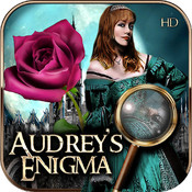 Audrey`s Enigma HD - hidden object puzzle game