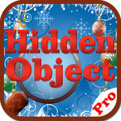 Winter Christmas Hidden Object Pro Game