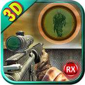 Army Sniper Enemy Killer - Extreme League Of Assassination enemy