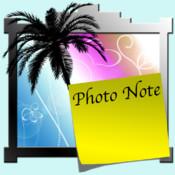 Photo+Note finance note photo