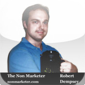 Non Marketer top internet marketer