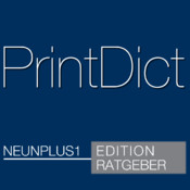 PrintDictionary