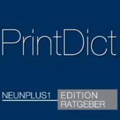 PrintDictionary