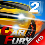 Car Fury 2 for iPad
