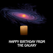 Galaxial Birthday planet