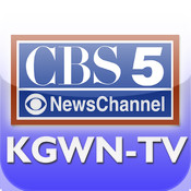 KGWN-TV NewsChannel 5 the weather channel