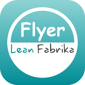 Flyer Lean-Fabrika GER