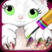 Pet Nails Salon - Best Nail Art Design for your Pets free salon design software