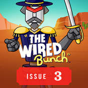 The Wired Bunch 3: Interactive Children`s Storybook