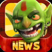 Daily News for Clash Of Clans - Update daily! Also includes videos, tips, and memory game super football clash 2 temple